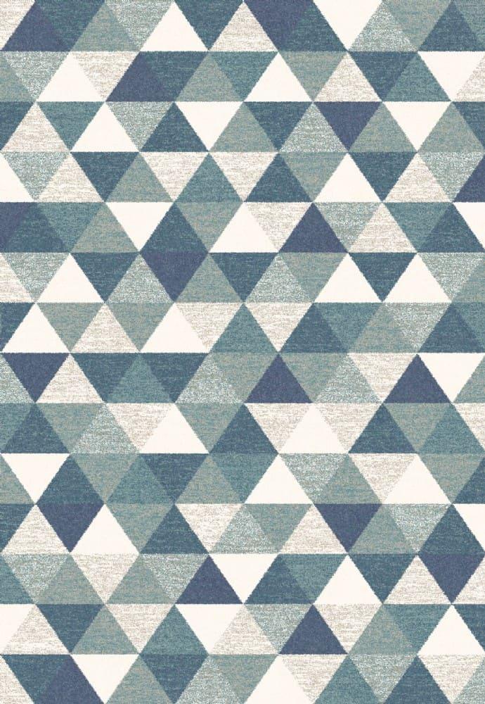 YTIFNI TRIANGLES BLUE